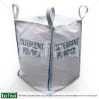 Bulk Washing Powder / Detergent Powder For Automatic Wash, 550kg/1mt Big Bag, Lemon Perfume