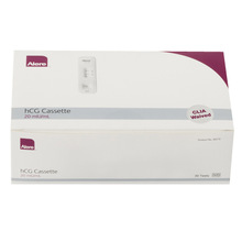 Alere HCG Pregnancy Urine Cassette Card Test