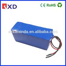 KXD China lithium battery lifepo4 12v 10Ah 4S