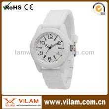2014 Sweety jelly silicone watch, wrist watch unisex