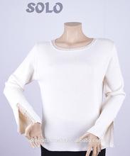 ladies slash kollu sweater