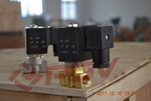 High pressure 24vdc normally closed miniature solenoid valve