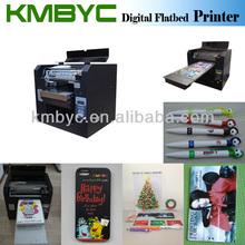 factory supply digital flatbed digital inkjet uv printer pen printer abs acrylic printer