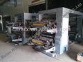 Fp-b flexo máquina de impressão gráfica