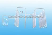Fil tube évaporateur utilisé en système de refroidissement de changhzou wushun