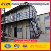 China houses luxury prefabricated homes hot sale to spain Inadia Philippines and so many cities