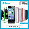 High Quality Power Battery Case for iPhone 5 5S 2400mAh with MFi original connector