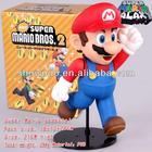 Super Mario Mario 21cm Figure(box packing) life size anime figure