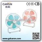 home use quiet strong best table fans low price