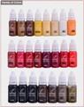 20 g 10 ml permanente tatoo pigmento e maquilhagem micro tinta