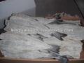 salgado seco alaska pollock borboletas de filé de peixe