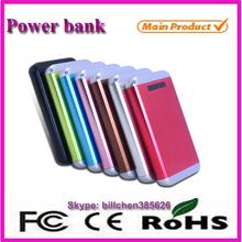 2013 Christmas gift metal power bank 12000mah 5000mah,Innovating New products power bank