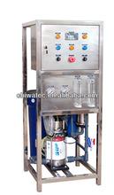 500lph pure ro water desalt machine
