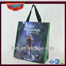 Venta al por mayor bolsas biblia / laminado bolsas de compras no tejidos