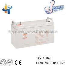 12V 100AH solar gel battery,volta battery for ups,sealed lead acid battery