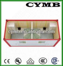 CYMB flat-pack modular portable cabin