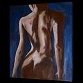 Alta calidad para mujer pintura al óleo imágenes calientes del sexo