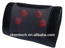 2014 new products back massage pillow massage cushion/Pillow massager