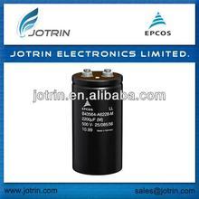 EPCOS B43750A5687M000 Aluminum Electrolytic Capacitors - Screw Terminal,1206X7R473M050P07,1206Y5V105Z025E07,1206Y5V106Z010E07