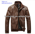 2014 neues design pu lederjacke