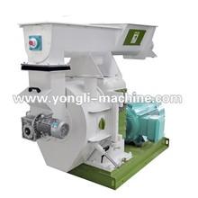Standard CE wood palm tree/waste cutting tree making pellets machine