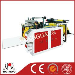 CE Standard Plastic Bag Sealing Cutting Machine
