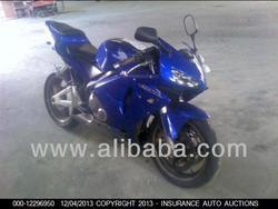 2006 honda cbr600 RR used motorcycle