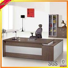 Hot sale office wooden furniture Teak melamine executive desk