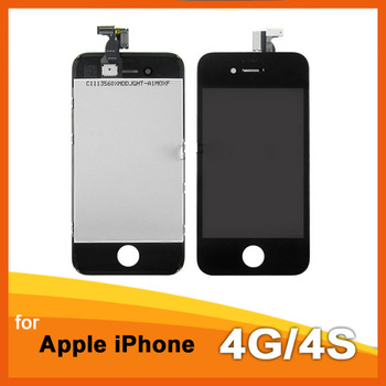 Cell phone for IPhone 4s LCD with touch Digitizer Assembly