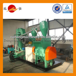 Professional and large capacity copper recycling machine