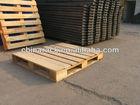 Fumigation euro wooden pallet