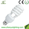 Half spiral energy saving lamp cfl light bulb with price