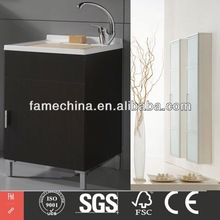 solid wood bathroom space saver cabinet 2014 FSC Commercial solid wood bathroom space saver cabinet