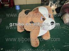 SIBO dog plush coat,horse riding coat,plush walking animals