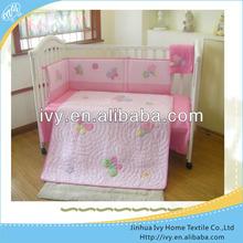 baby crib bedding factory