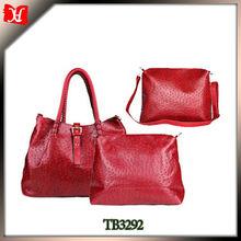 fashion manufactured handbags lady handbags China wholesale handbags
