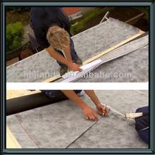 Slope roofing waterproof tensile fabric roof membrane