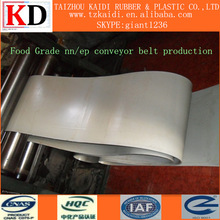 Professional High Quality White Food Endless EP Conveyor belt