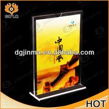 acrylic place card holder,acrylic card holder
