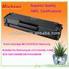 Printer consumable premium laser toner cartridge MLT-D101S for Samsung SCX3407