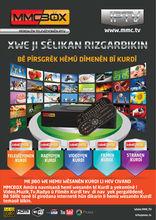 Kurdish IPTV Set Top Box