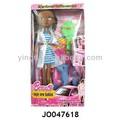 Plástico hermosa encantadora muñeca cuerpo sólido doc . mcstuffins venta al por mayor