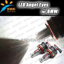 20W C REE H8 LED Angel Eyes for BMW E60 E90 E92 E93, 40W C REE H8 LED angel eyes for bmw 1/3/5/6/7/X/Z Series
