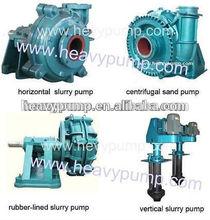 gravel slurry pump for gold stone coal