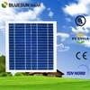 Bluesun hot sell poly 10w home solar panel kit