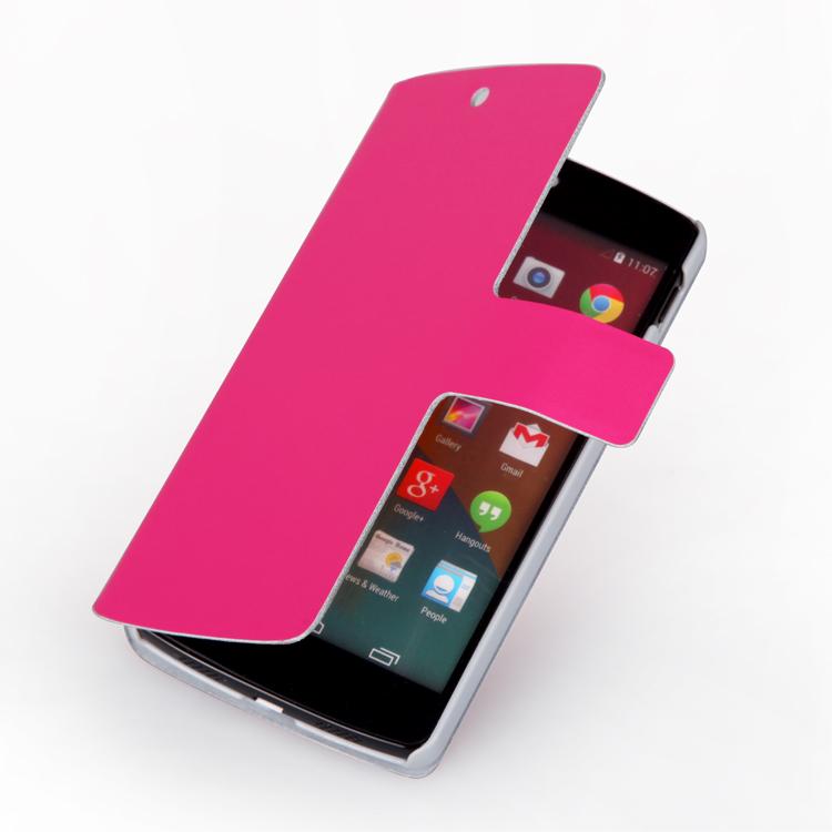 modern design luxury genuine leather phone case for LG google nexus 5
