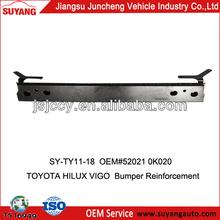 4X4 Auto Body Parts Bumper Reinforcement for Hilux Vigo
