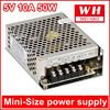 50W 5v mini-size adapter MS-50-5 mini power supply