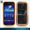 mobile phone accessory new design bumper case for s4 mini for samsung galaxy s4