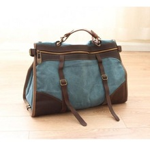 Retro men genuine leather bags high quality men bags for mans